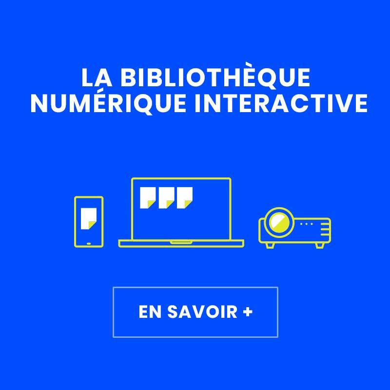 Bibliothèque Numérique Interactive