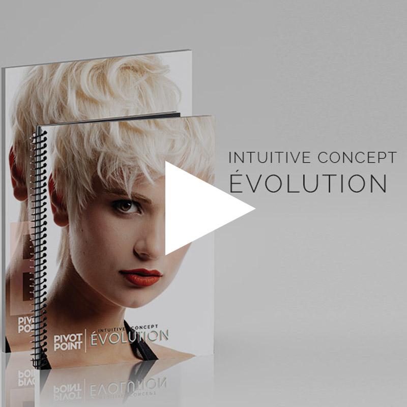 Vidéo Intuitive Concept Evolution